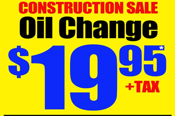 Oil Change Specials >> Oil Change Special Huff Ford Specials Wytheville Va